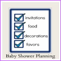 detail baby shower planning guide