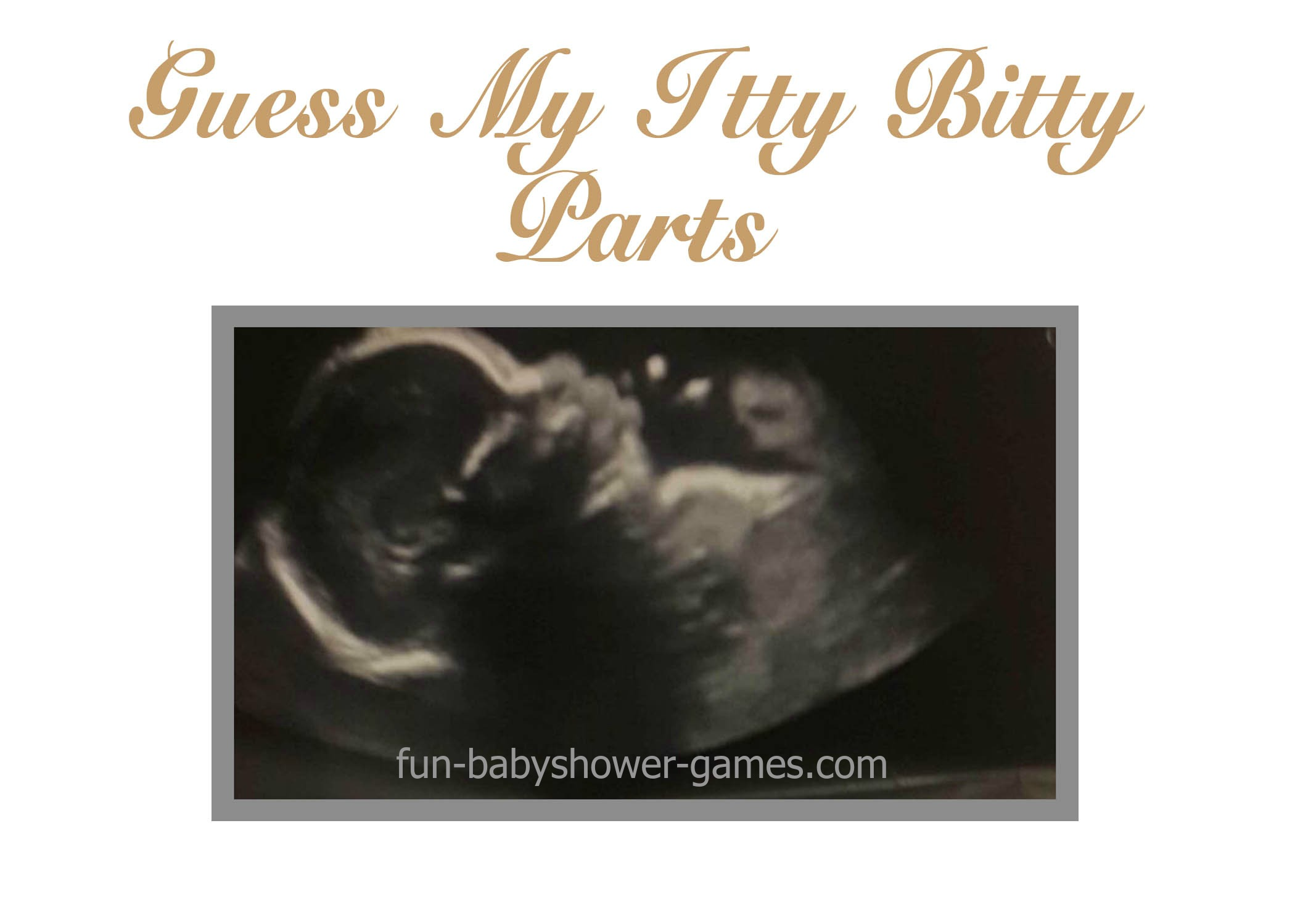 Ultrasound Baby Shower Invitations | wblqual.com
