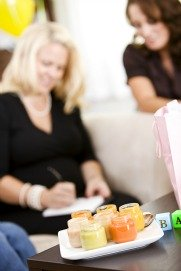 coed baby shower gift ideas